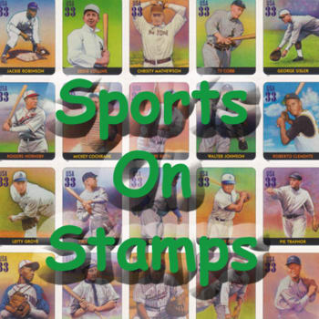 Sports On Stamps