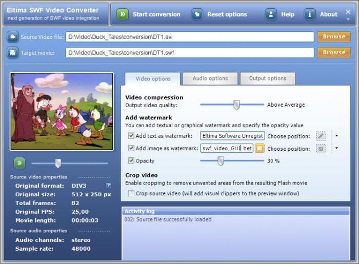 SWF Video Converter