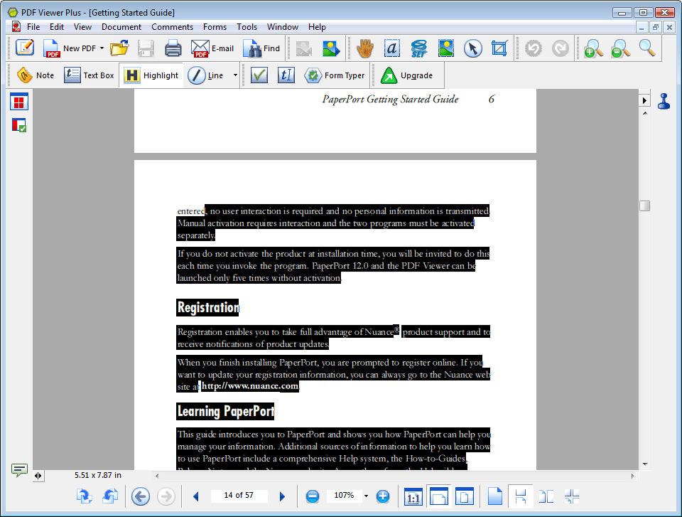 PaperPort