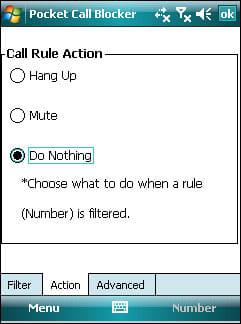 Pocket Call Blocker