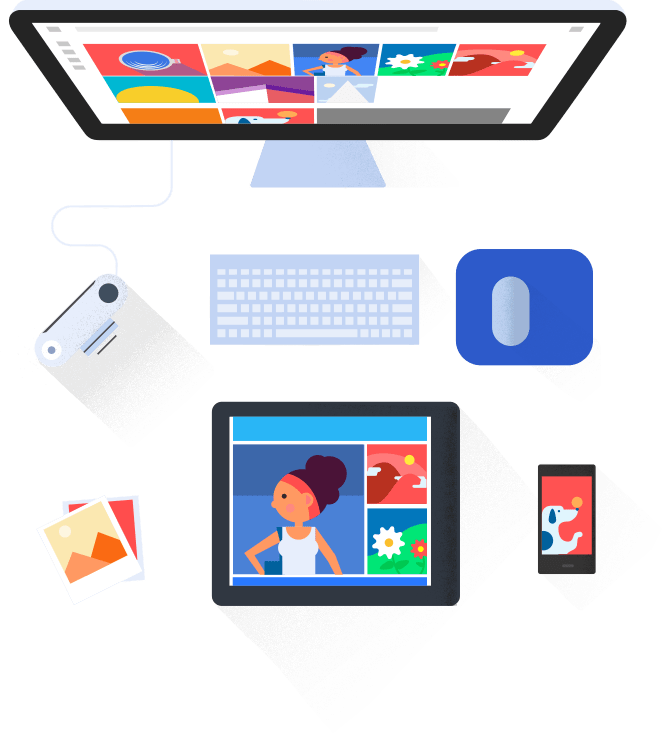 Google Photos Desktop Uploader