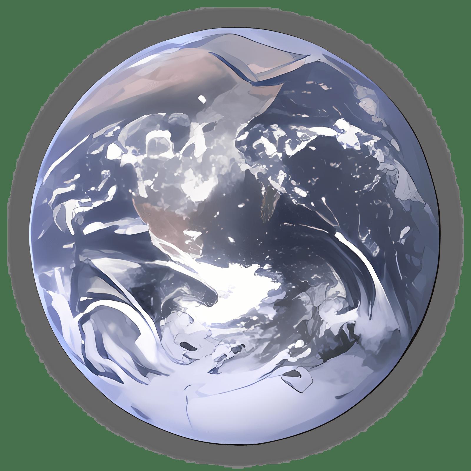 Wygaszacz ekranu 3D Earth