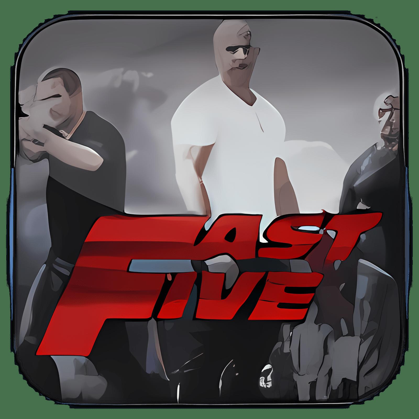 Fast Five: Rio Takeover