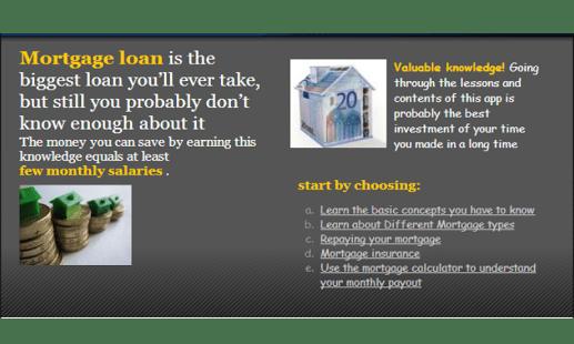 Guía de hipotecas
