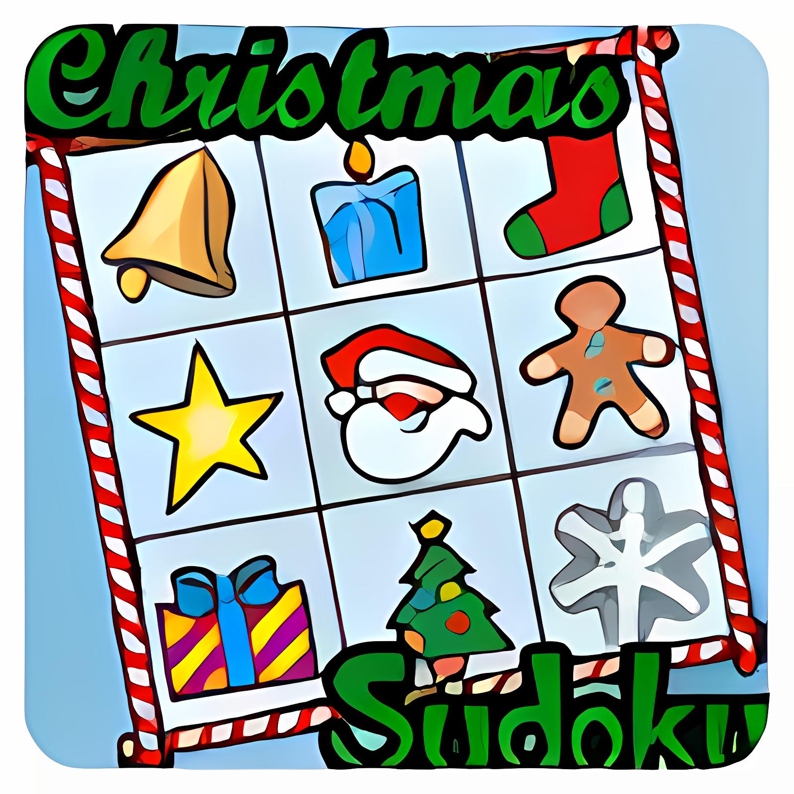 Christmas Sudoku 1.0