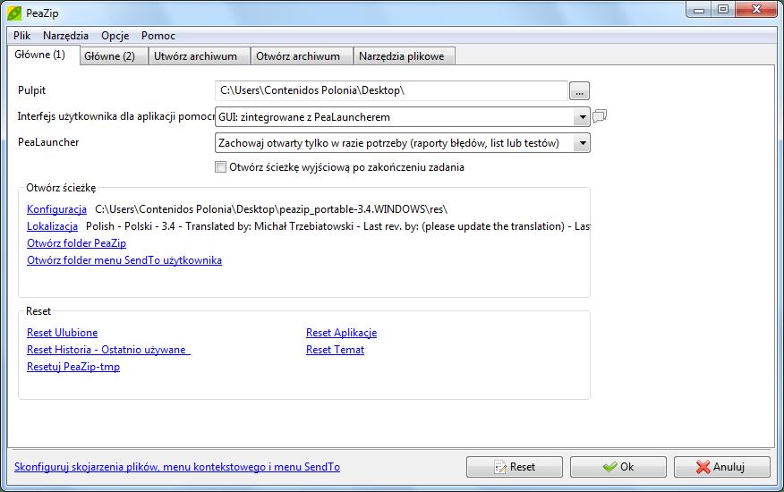 PeaZip Portable 64-bit