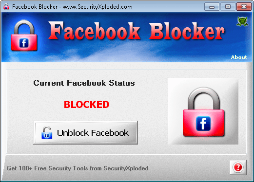 Facebook Blocker