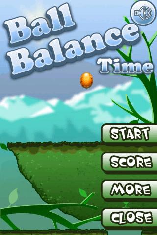 Ball Balance Time