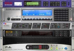 Musicstudio Professional (JetAudio Skin)