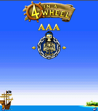 4 In a Wheel
