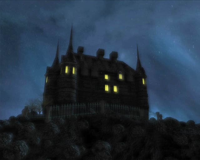 Free 3D Castle Screensaver