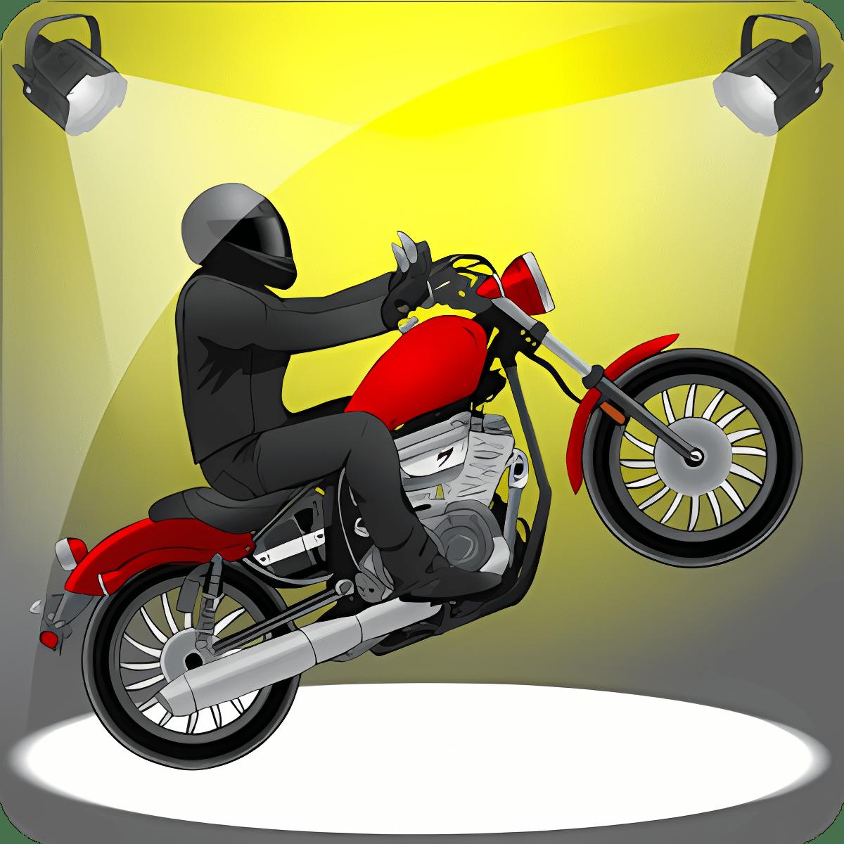 Crea Una Motocicleta