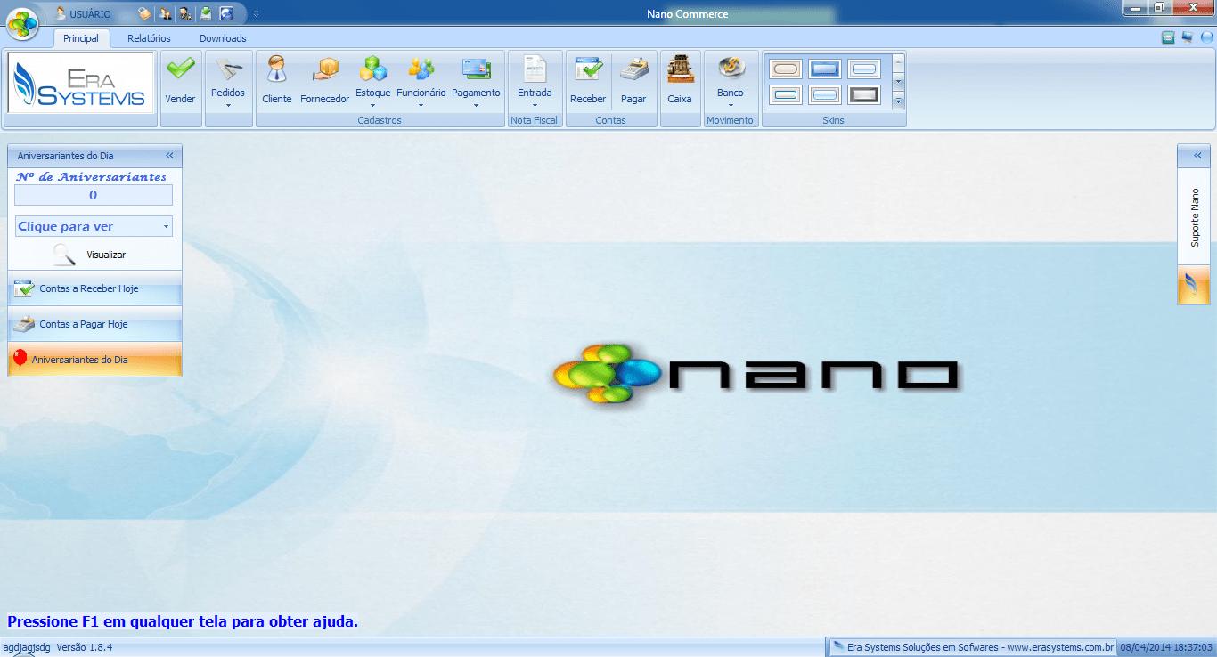 Nano Commerce