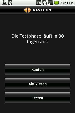 Mobile Navigator Android