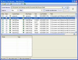 Batch File Rename Utility