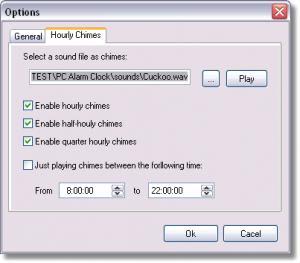 PC Alarm Clock