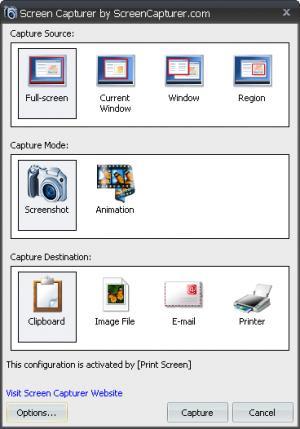 Free Screen Capturer