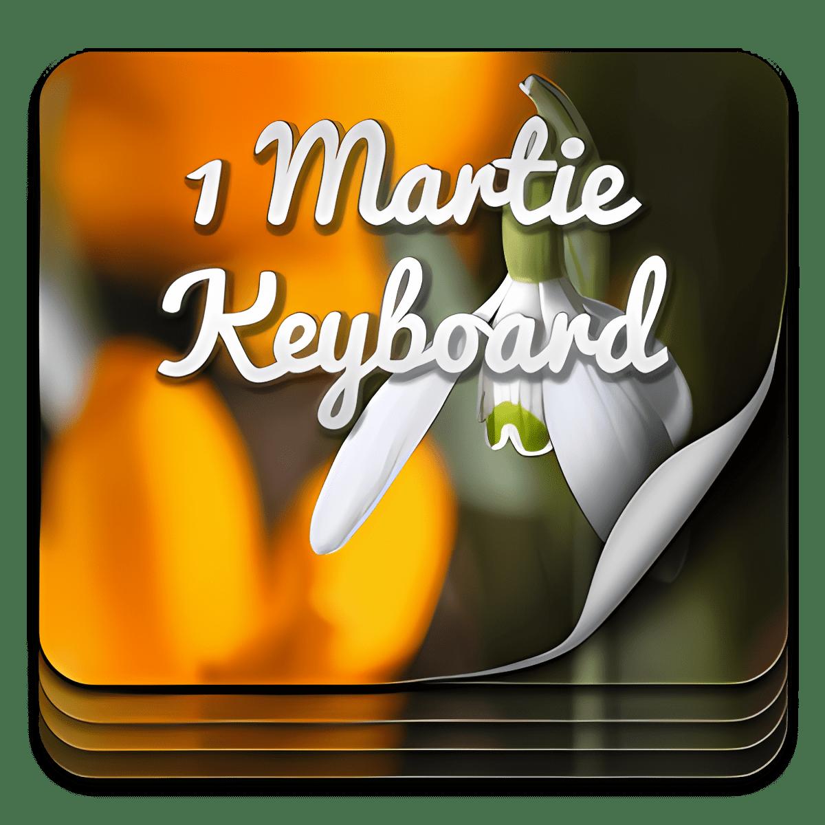 1 Martie teclado