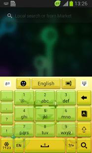 Jelly teclado
