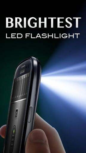 Superheldere LED Zaklamp