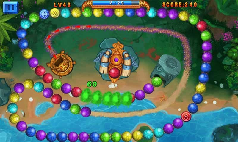 Zuma Marble Legend Para Android Descargar