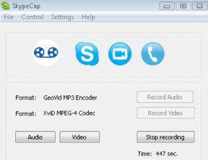 SkypeCap