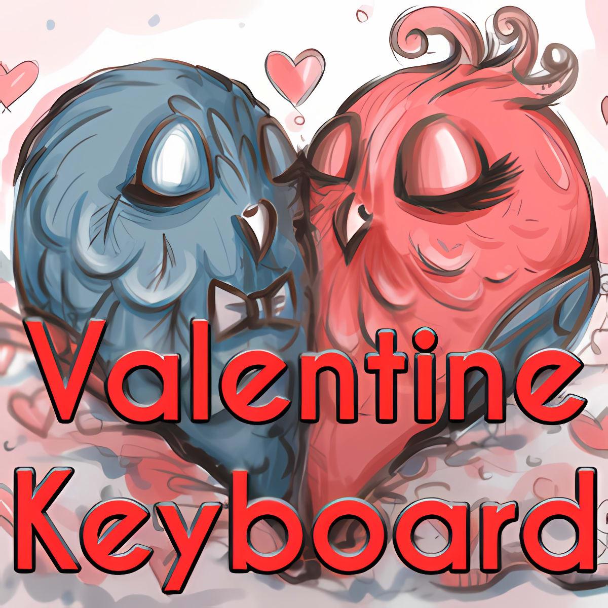 Valentine Keyboard
