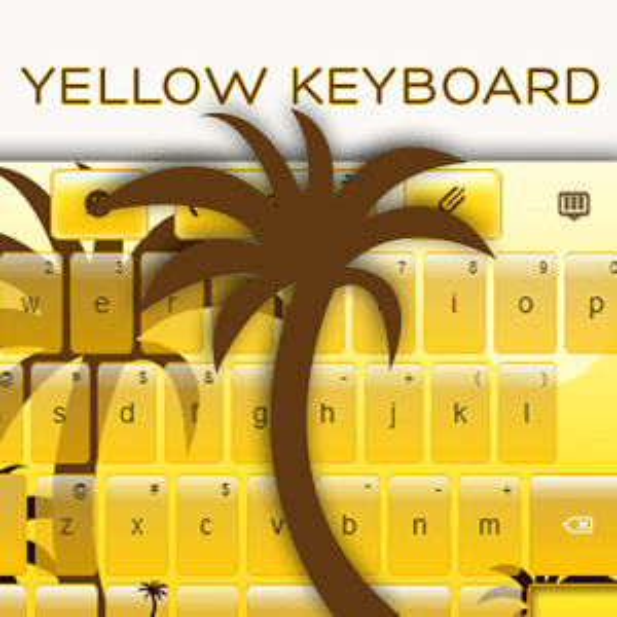 Teclado Amarillo App