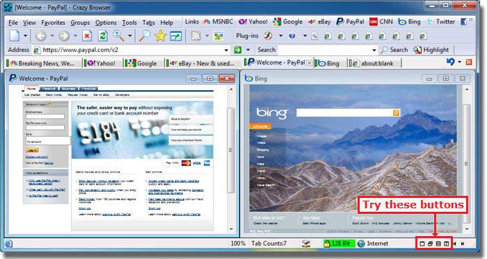 Crazy Browser