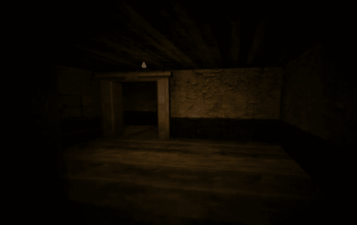 Slenderman's Shadow: Mansion