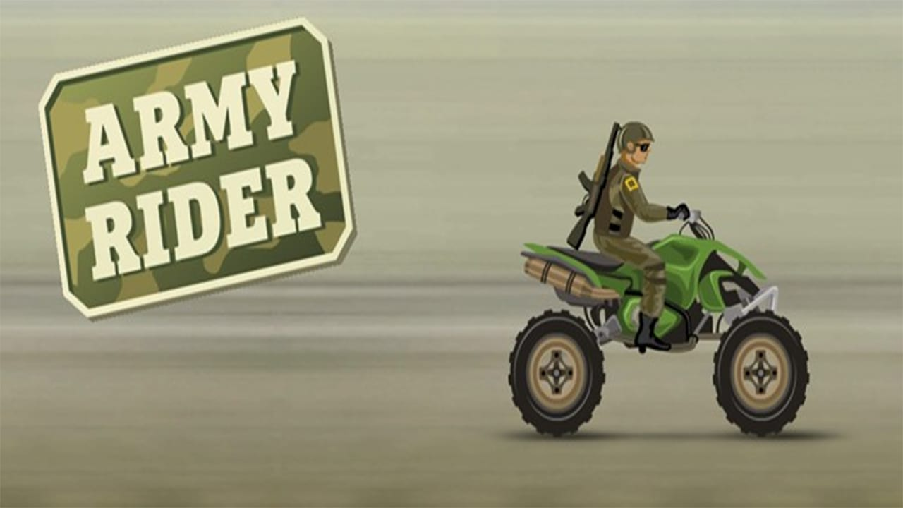Army Rider for Windows 10