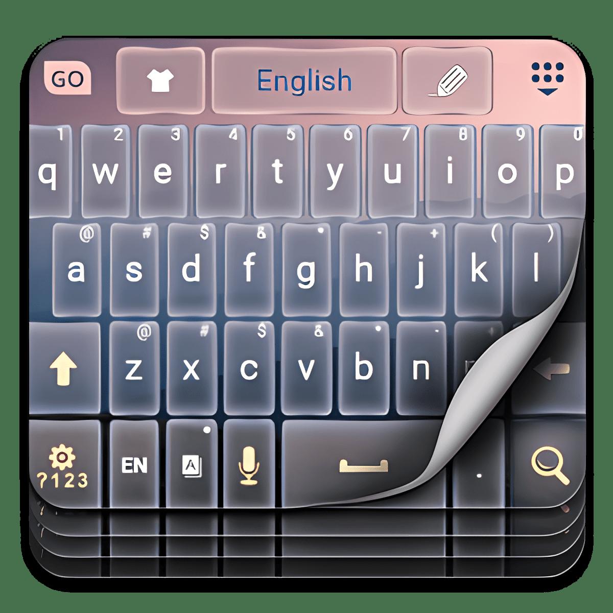 Dicha teclado