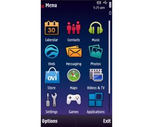 Symbian^3 Theme