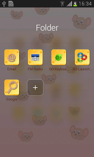 Launcher Themes Cute