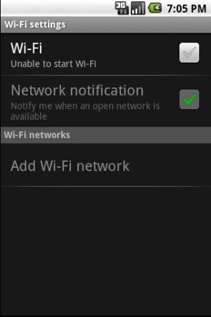 WiFi OnOff