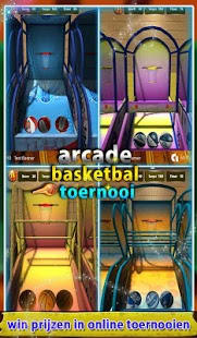 3DArcade Basketball Tournament