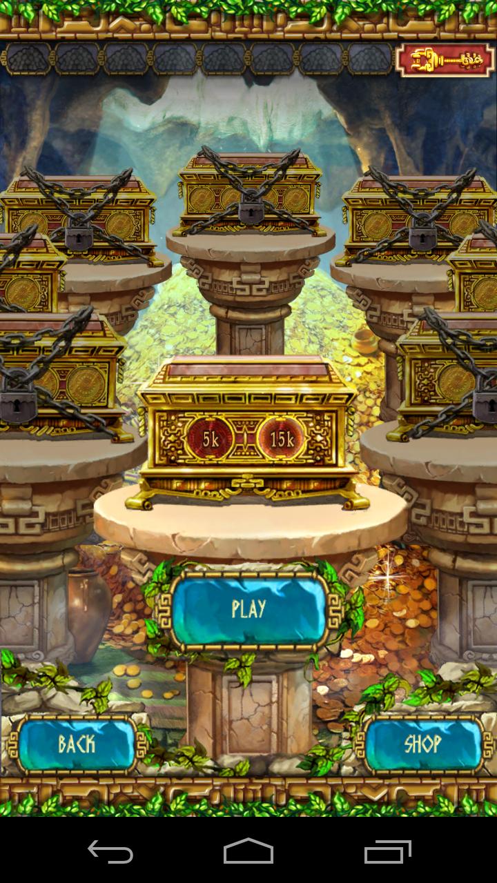 Treasures of Montezuma 3