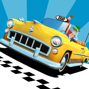 Crazy Taxi: City Rush