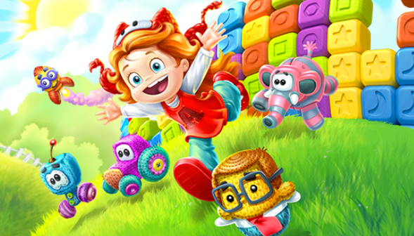 Toy Blast App For Windows : Toy blast download