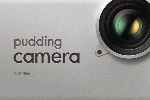 Pudding Camera