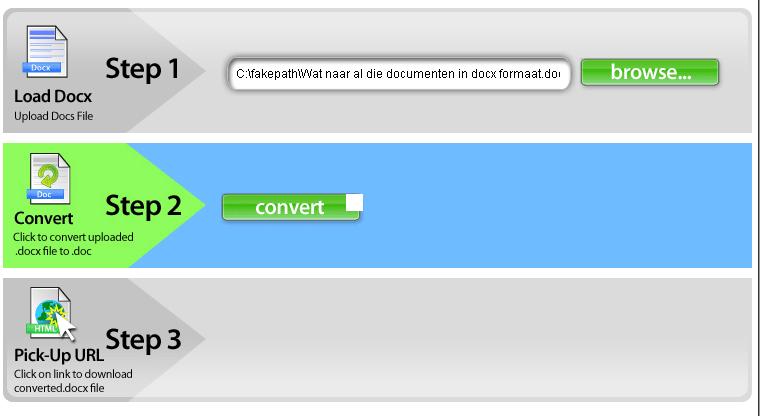 Convert Word docx to doc