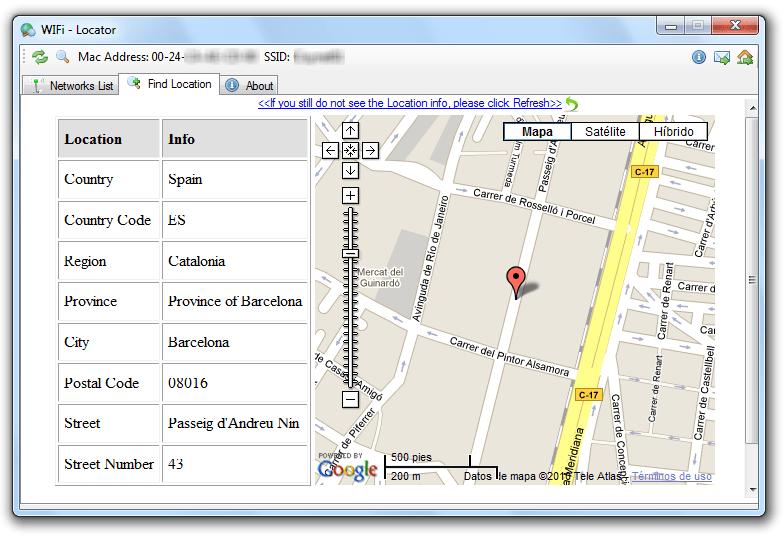 WiFi Locator