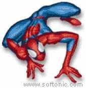 Spiderman Deskplayer