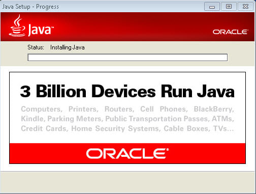 Java Runtime Environment