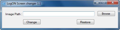 LogOn Screen Changer