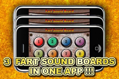 Fart Sound Board