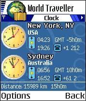Psiloc World Traveller