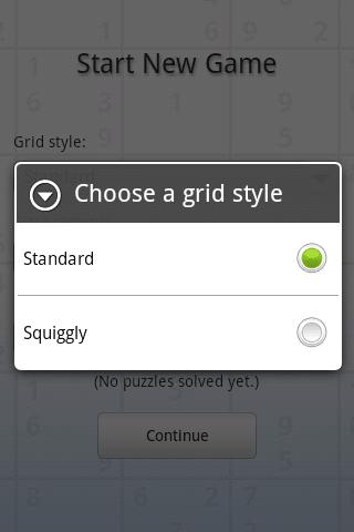 Andoku Sudoku