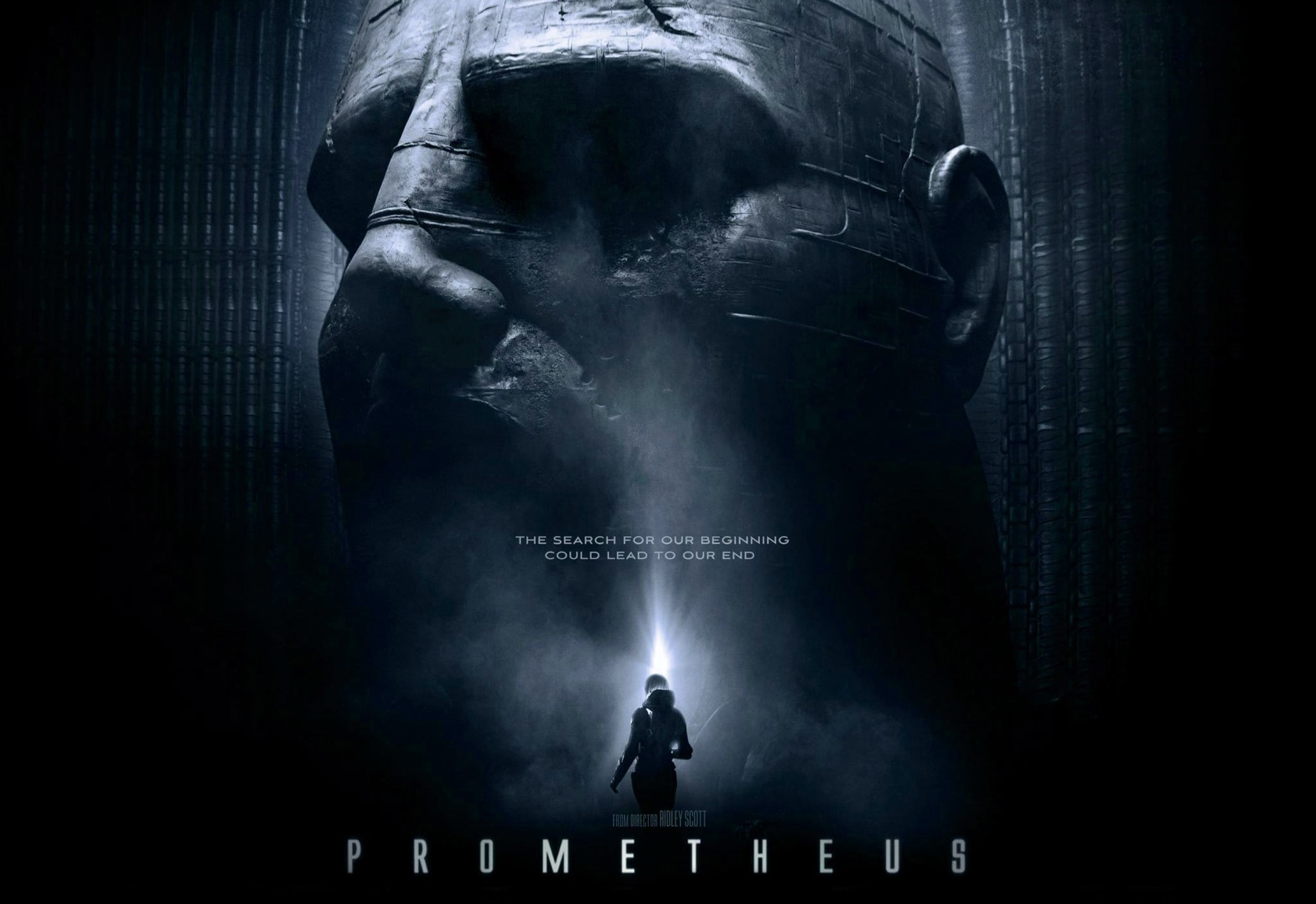 Prometheus Wallpaper