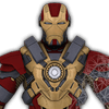Iron Man 3 Mark XVII Heartbreaker